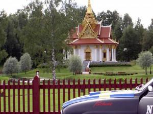 Thailänska paviliongen i Utanede, Jämtlands län
